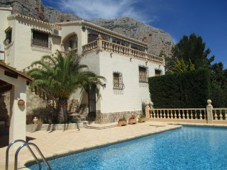 Los Pinos on the Montgo between Javea and Denia. - Javea vacation rentals