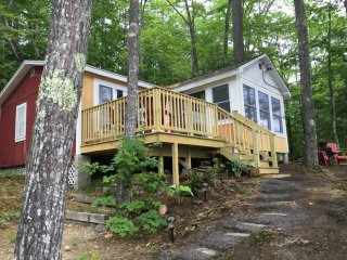 Maine Lakefront Cottage on Moose Pond, Denmark - Denmark vacation rentals