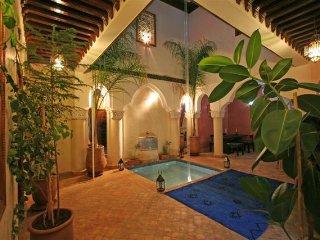 Maison d'hôtes  4 chambres au centre de la Médina - Marrakech vacation rentals