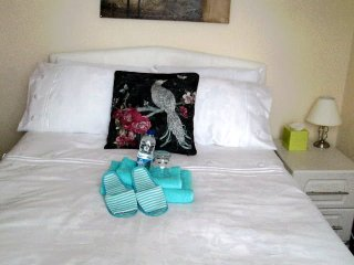 Comfy, cozy double bedroom with television/wifi - Durham vacation rentals