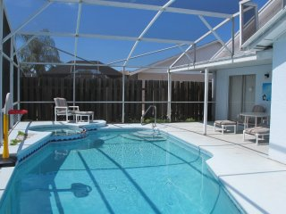 Pool & Spa Pet Friendly by Sun N Fun Vacation Home - Kissimmee vacation rentals