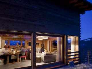 Chalet Dragon luxury ski chalet - Heremence vacation rentals