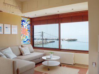 Comfortable Apartment - Sea View - Nea Skioni vacation rentals