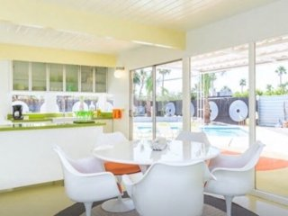 "Mid Century Modern as ""Seen on Tv""  Pool Home/View - Palm Springs vacation rentals"