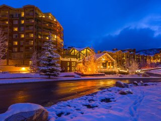 It's snowing in Park City, UT 2 Bdm suite rental Dec 10-17 2016 - Park City vacation rentals