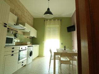 Cottage-a-Salve-in-near-Salento-Pescoluse-trilocale-Libeccio-CVR851 - Salve vacation rentals