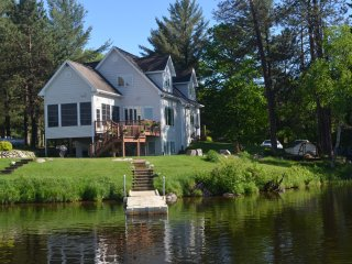 On beautiful Lake Shishebogama--Great every season - Minocqua vacation rentals