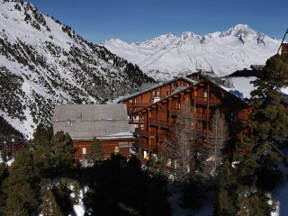 Nice Condo with Shared Outdoor Pool and Balcony - Les Arcs vacation rentals