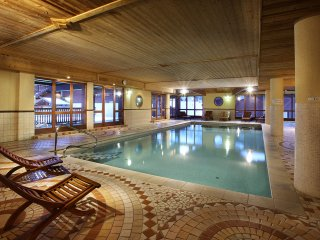 4 bedroom Apartment with Shared Outdoor Pool in Les Arcs - Les Arcs vacation rentals