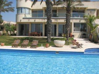 Seafront Villa Caesarea - Caesarea vacation rentals