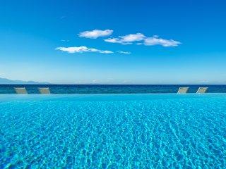 *Brand New 2016* Perla - Deluxe Beach Villa - Tragaki vacation rentals