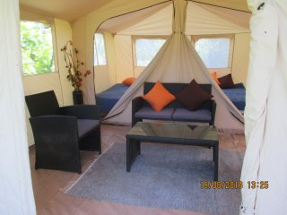 Safari Tents at Portas De Rodao Nisa Portalegre - Nisa vacation rentals