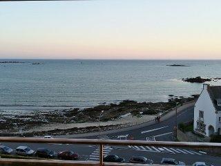 Studio  seaview/Pleine Vue mer-Parking-Wifi - Concarneau vacation rentals