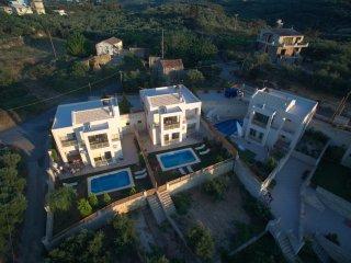 Sense of dreams villas private pool and sea view 2 - Tavronitis vacation rentals