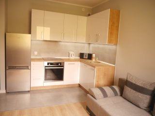Cozy modern groundfloor apartment  + free parking! - Torun vacation rentals