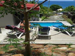 EDASAMA  5mn à pied de la plage de l Anse Figuier. - Riviere-Pilote vacation rentals