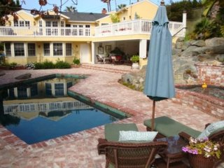 Large Estate W/ Pool Oasis, Walk to beach & town - Laguna Beach vacation rentals
