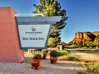 1 bedroom suite at Bell Rock Inn-Resort - Sedona vacation rentals