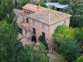 La vivienda principal de Torre de Campos - Ainzon vacation rentals