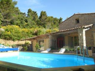 Bastide en pierres, piscine, spa dans le Lubéron - Villeneuve vacation rentals