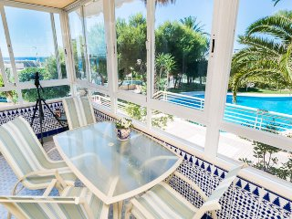 Idyllic 3 Bed Apartment with Stunning Sea Views - Campello vacation rentals