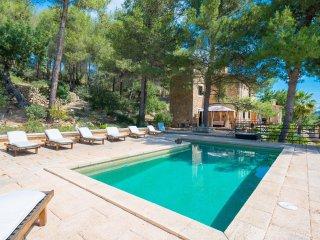 ES PINAR - Villa for 8 people in ALARO - Alaro vacation rentals