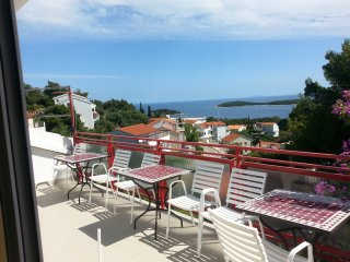 3 bedroom apartment for 10 pax with nice seaview - Hvar vacation rentals
