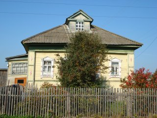 Village time  in  Russian province - Poshekhonye vacation rentals