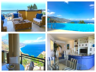 PANORAMIC RESIDENCE with Terrace Pool + View - Taormina vacation rentals
