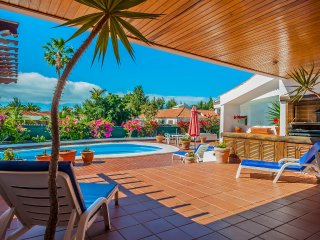 Casa Tranquilidad - villa w/ private pool & garden - Maspalomas vacation rentals