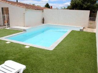 Privatisation des 3 locations piscine et climatisation : Les Lavandes du Moulin - Puissalicon vacation rentals