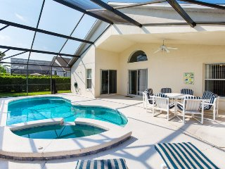 4 Bed Home, Pool & Spa, 10 min to Disney (4792-CUM - Kissimmee vacation rentals