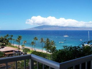 Whaler 965 - Studio Ocean View Condominium - Lahaina vacation rentals