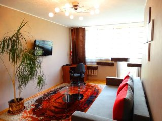 Apartment CAROLINA II by the University Motoarena - Torun vacation rentals