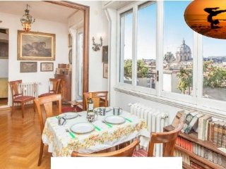 Classic ROME DELUXE PENTHOUSE TERRACE - Rome vacation rentals