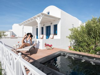 OIA SUNSET VILLAS - villa TOPAZ - Pool & Spa - Oia vacation rentals
