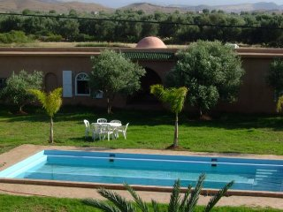 Nice Villa with Children's Pool and Satellite Or Cable TV - Ait Ourir vacation rentals