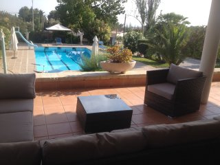 Luxury Villa with Private Pool & Tennis Court - Busot vacation rentals