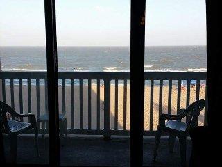 Oceanfront Condo walking distance to USS Lexington - Corpus Christi vacation rentals