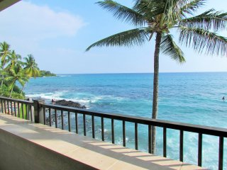 Oceanfront ~ Amazing Ocean Views ~ Banyan Tree 301 - Kailua-Kona vacation rentals