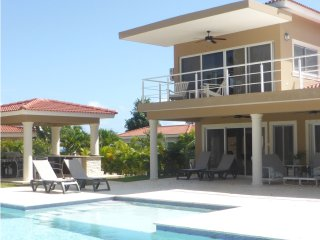 Two story villa with 4th bedroom in its own little house in gated community - Sosua vacation rentals