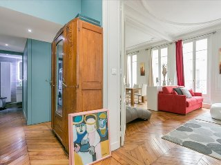 Beautiful Two Bedrooms Luxembourg - Paris vacation rentals
