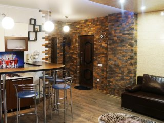 Featuring free WiFi, All units have a flat-screen - Baranovichi vacation rentals