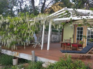 Spacious 2 Bedroom on 1 Acre w/views - Topanga vacation rentals
