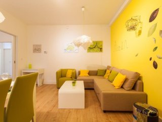 BRAND NEW two-bedrooms apartment Limeta - Zagreb vacation rentals