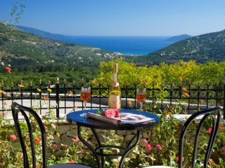 Quiet Cottage With Stunning Mountain And Sea Views - Makriotika vacation rentals