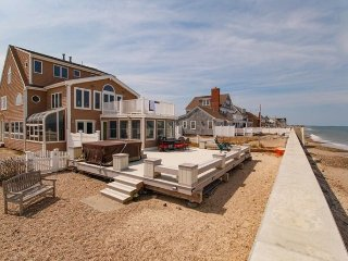 SPECTACULAR 180* Ocean Front Home Sleeps 10+ - Marshfield vacation rentals