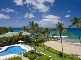 Wailea Beachfront 2BR Condo, Walk to Hotels, PBC - Wailea vacation rentals