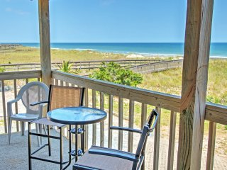 1BR Carolina Beach Oceanside Condo w/ Panoramic Views - w/Wifi & Private Covered Patio - Unparalleled Access to the Beach! Close to Popular Local Attractions! - Carolina Beach vacation rentals