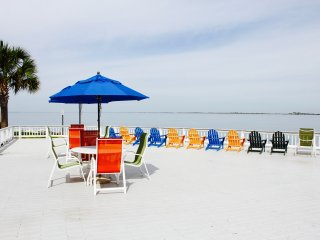 Waterfront, 1BR+1BR for 8 guests in Tampa - Tampa vacation rentals